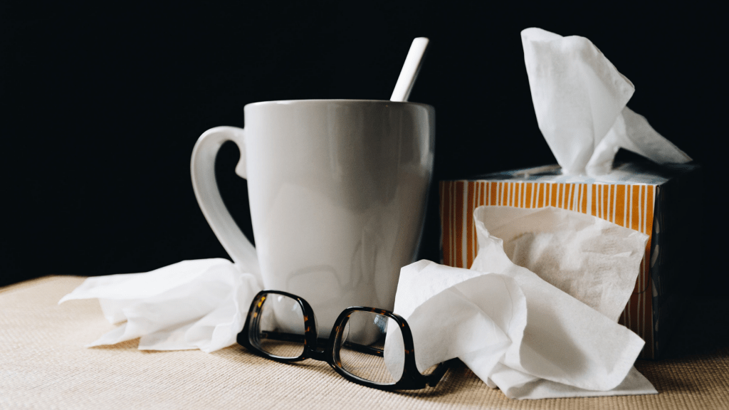 battling flu season
